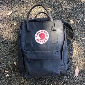 Fjallraven Kanken Mini Backpack in Forest Green